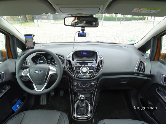 Ford B-MAX Titanium 1.0L EcoBoost
