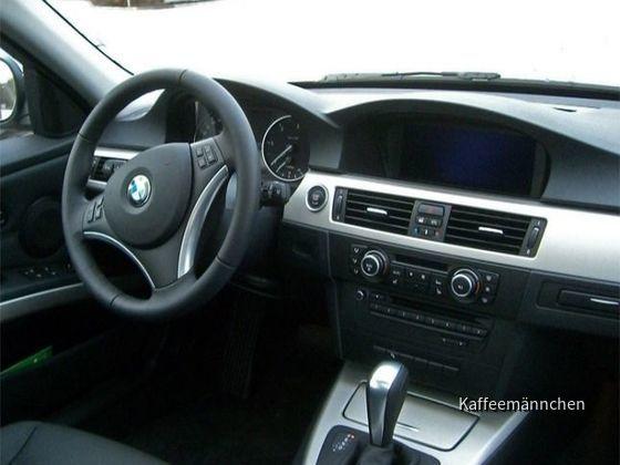 BMW 320dA Touring von Europcar