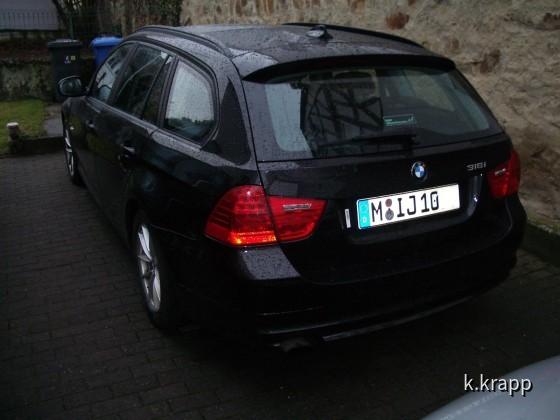 318iA Touring Sixt