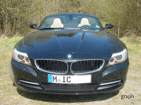 BMW_Z4_23i_Front_oben