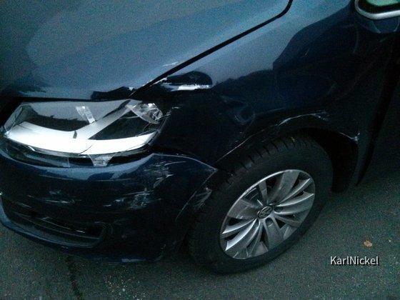 VW Sharan -  Schrot