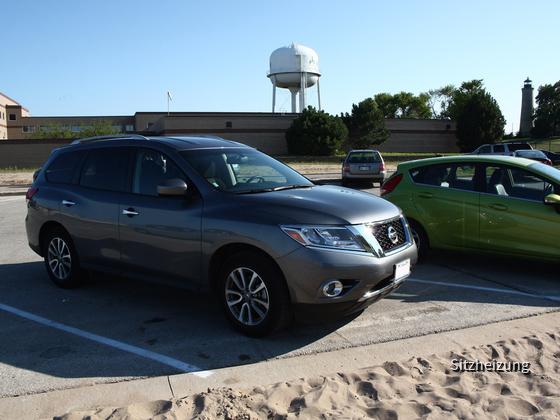 Nissan Pathfinder | 2015
