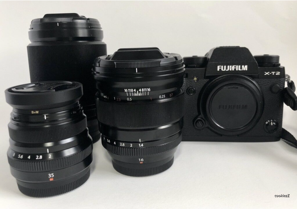 Fuji Set