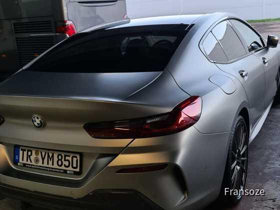 BMW M850i gran coupe STARCAR TRIER