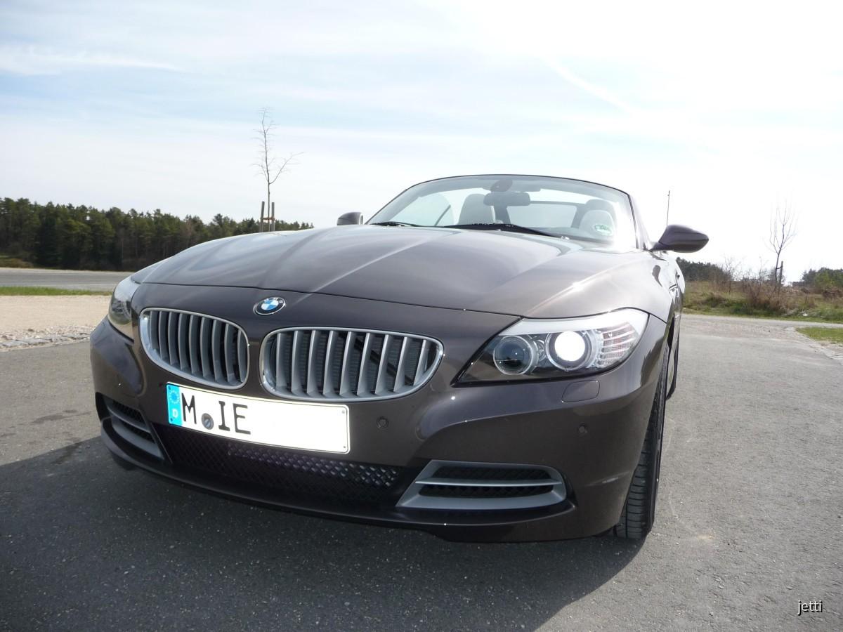 BMW Z4 35i Sixt
