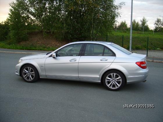 Mercedes Benz C 180 BlueEFFICIENCY Limousine