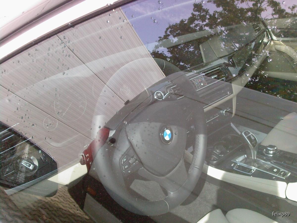 BMW F10 Lenkrad