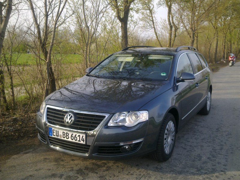 VW Passat Variant 1,4TSI