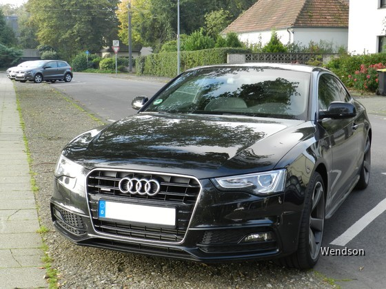 Audi A5 3.0 TDI Quattro