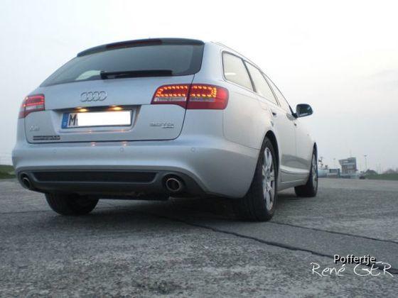 Audi A6 3.0 Avant S-Line