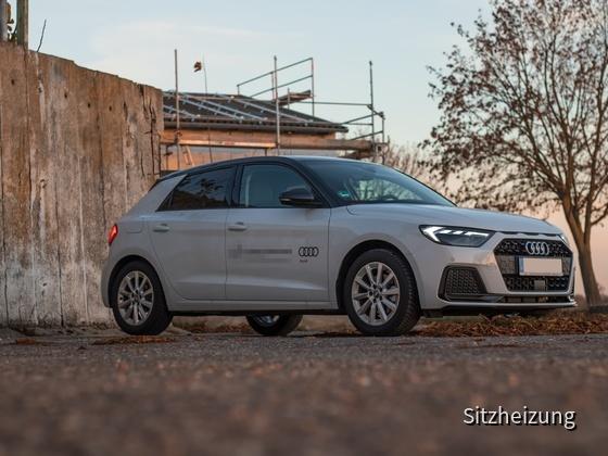 Audi A1 35TFSI