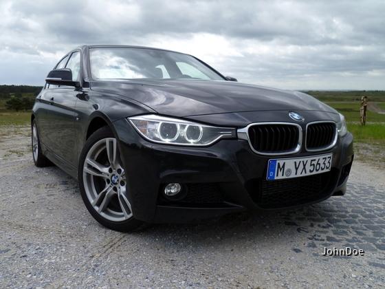 BMW 318d Limousine | Sixt Detmold