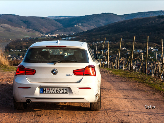 BMW 118d LCI 150 PS