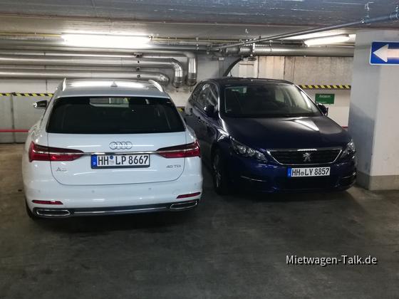 Europcar Berlin Charlottenburg 09.10.2019 - 1