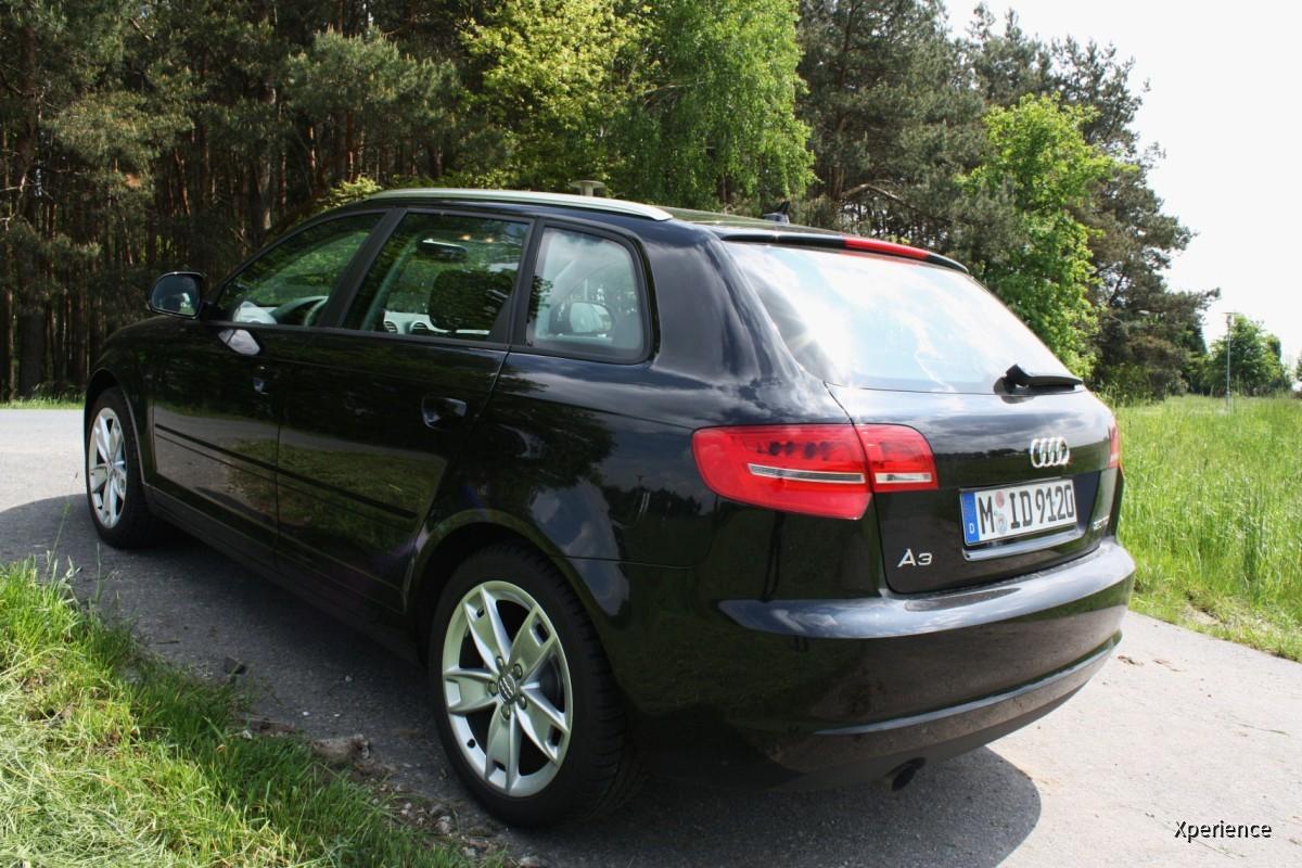 Audi A3 2.0 TDI Sportback | Sixt Dresden Flughafen DRS
