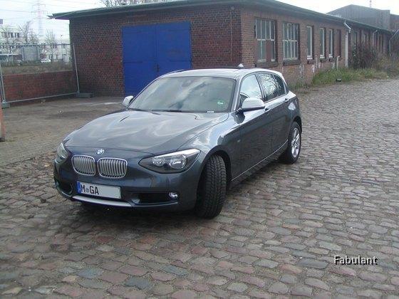 BMW 120d F20