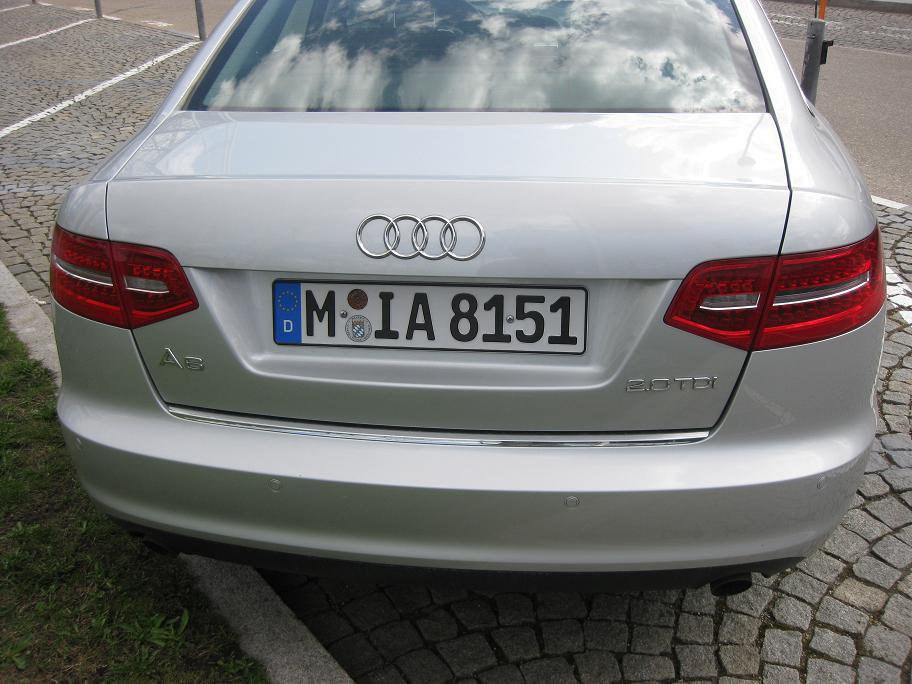 Sixt München flughafen 30.03.