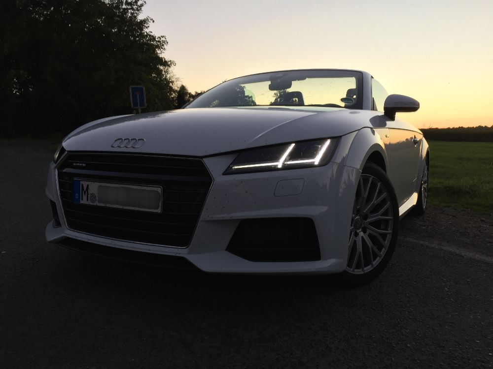 Audi TT 2.0 TFSI Quattro Roadster
