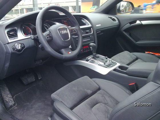 Audi A5 3.0 TDI Quatro (Hertz)