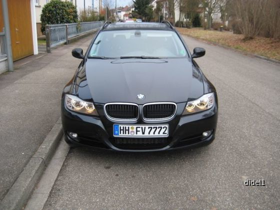 Europcar BMW 320d