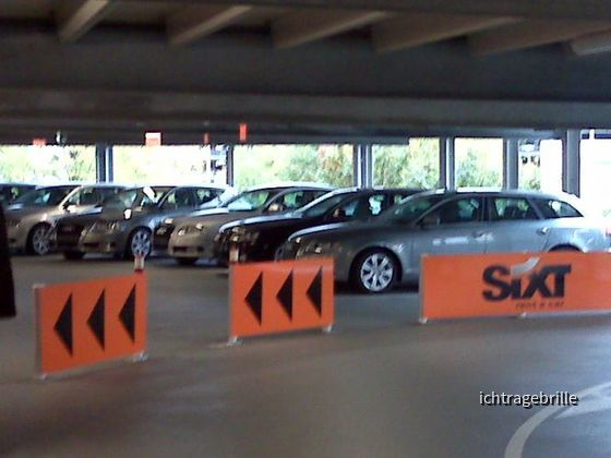 DUS Airport 18.10.2009