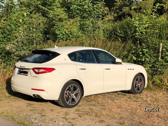 Maserati Levante SQ4