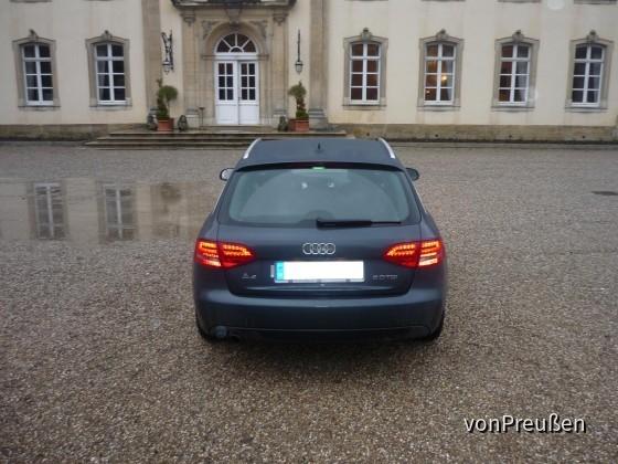 Europcar SWMR Audi A4 2.0 TDI Avant