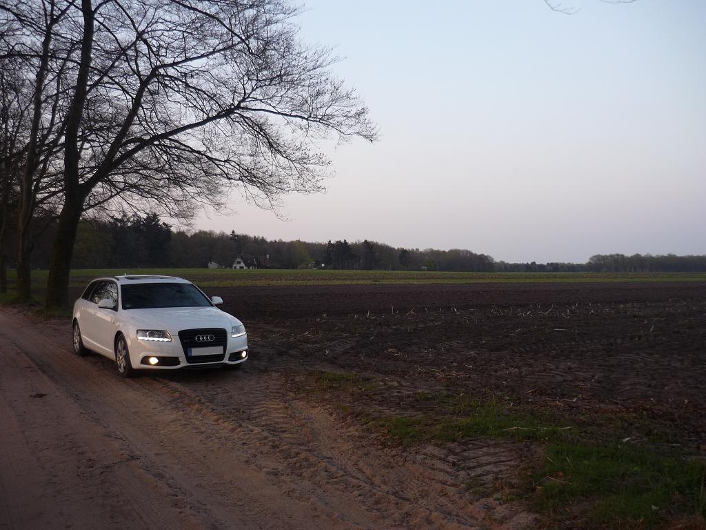 Sixt LWAR: Audi A6 3.0 TDI