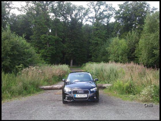 Audi A1 SB 1.2 TFSI