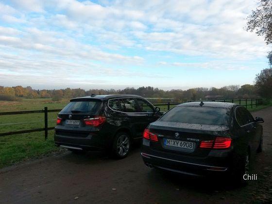 BMW X3 30d & BMW 530d xDrive (1)