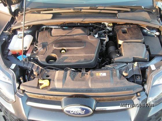Ford Focus Tunier