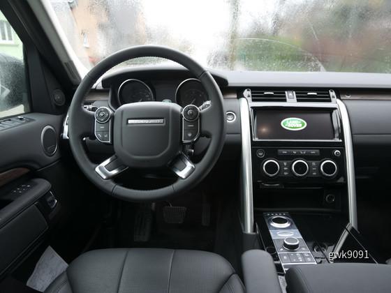 Land Rover Discovery von Europcar