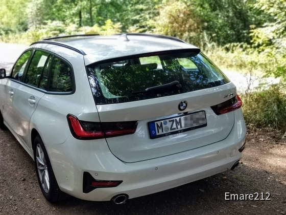 BMW 330i Touring | BMW-Rent Saarlouis
