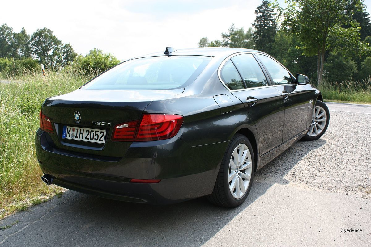 BMW 530d F10 (Sixt)
