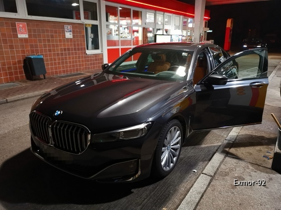 BMW 7er - Sixt