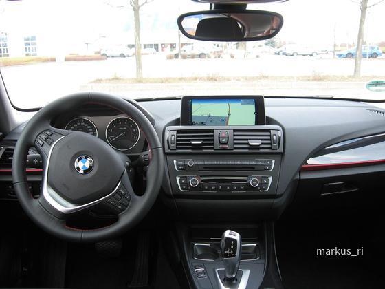 BMW 118iA Sport Line, Sixt