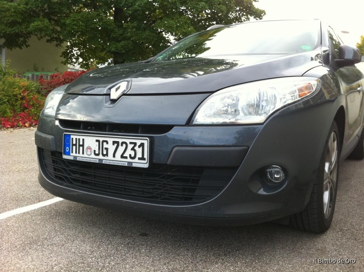 Renault Megane Grandtour dci -  EC Ansbach