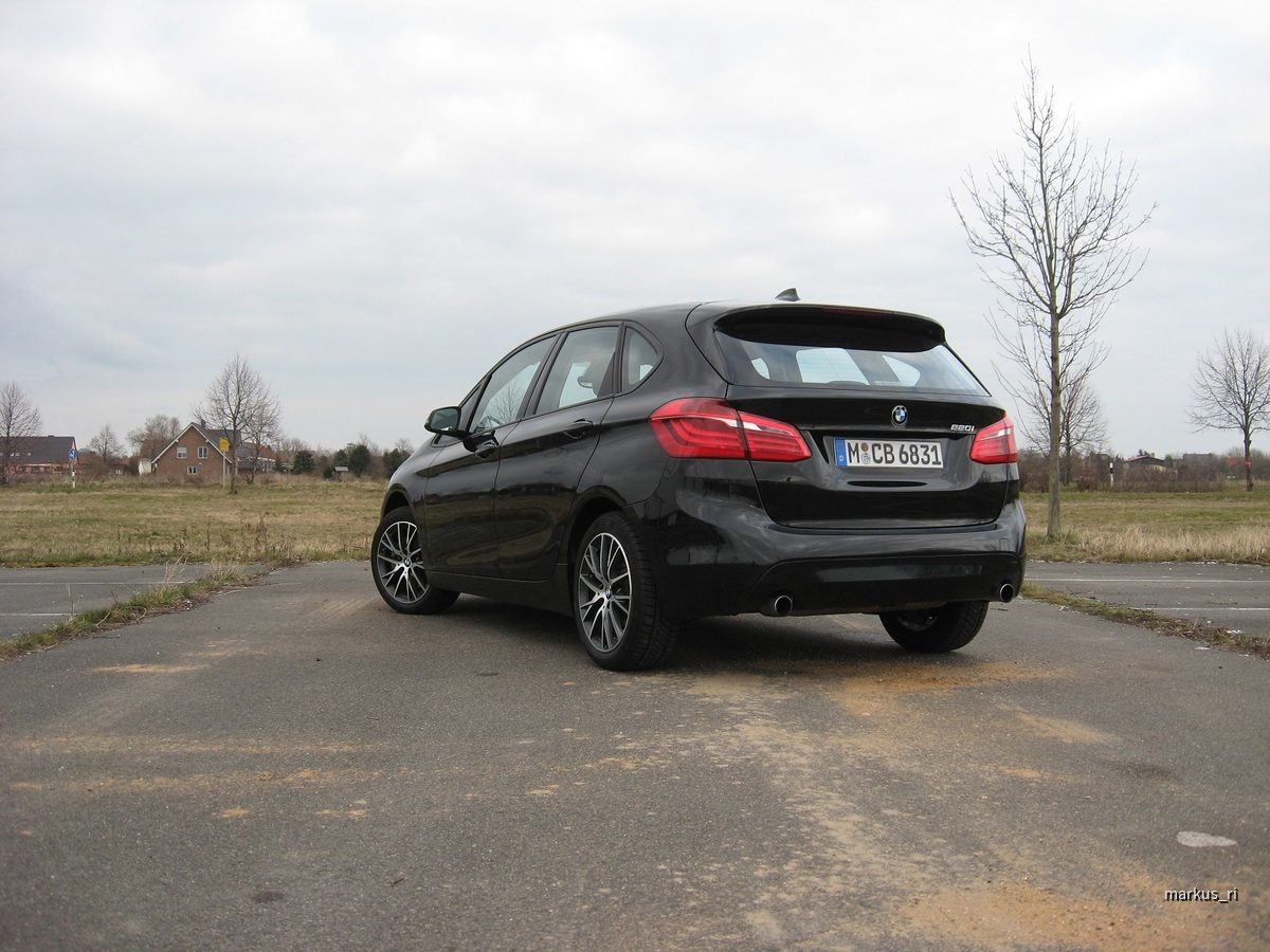 BMW 220iA Active Tourer