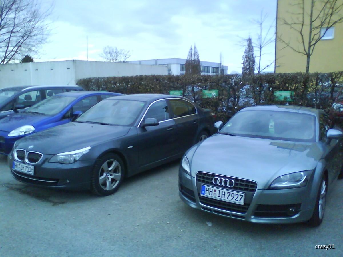Stationsparkplatz Europcar
