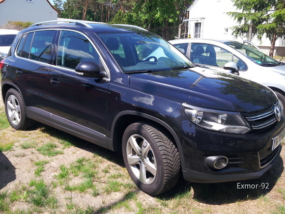 VW Tiguan 2.0 TDI Sixt