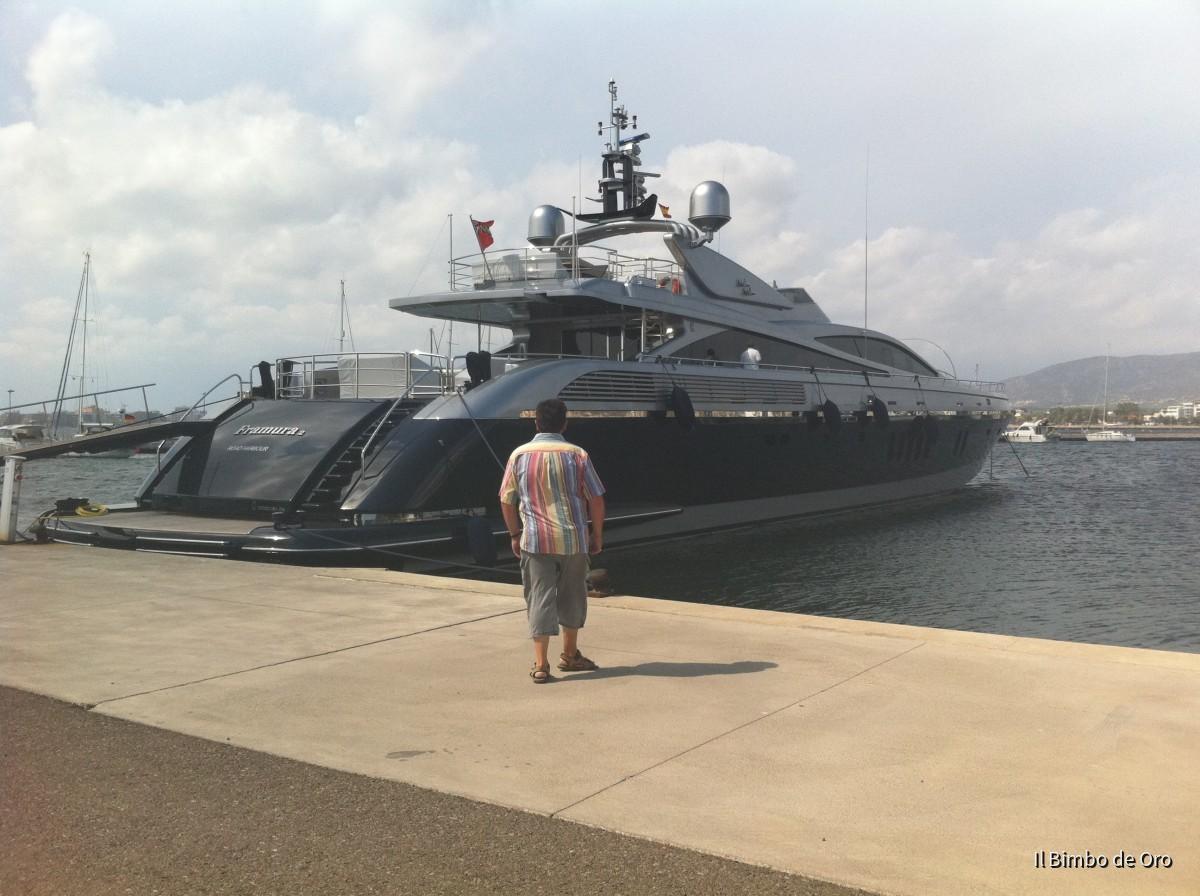 Yacht & RR