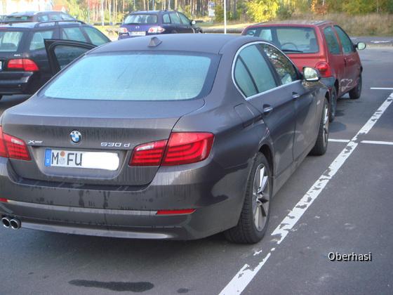 BMW 530Dx Aut