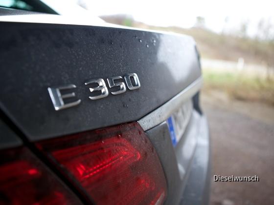 Mercedes-Benz E 350 Bluetec