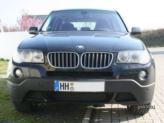 BMW X3 3.0d von Europcar