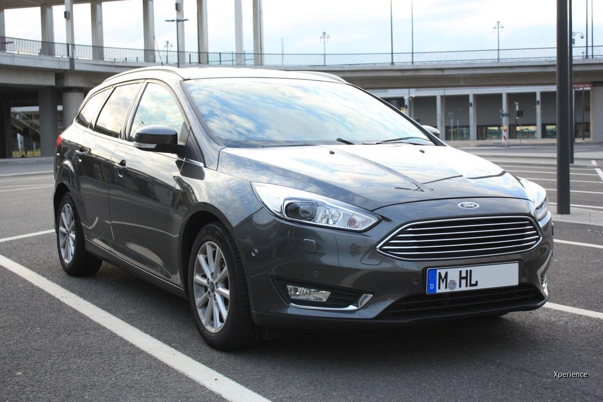 Ford Focus Turnier 1.5 EcoBoost Titanium
