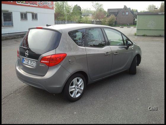 Opel Meriva 1.4 ecoFLEX