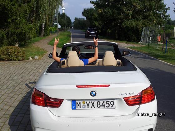 BMW 420d Cabrio