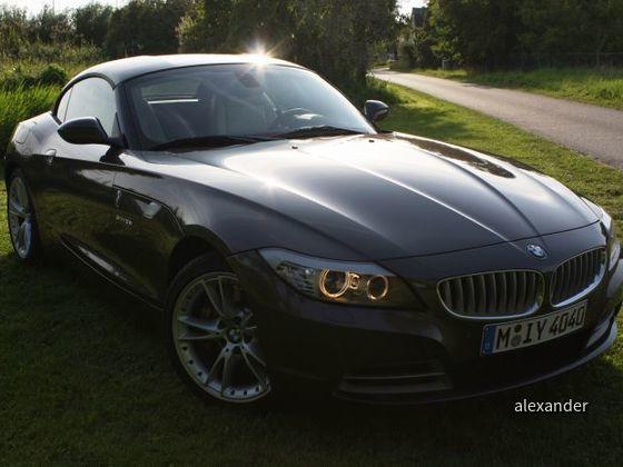 BMW Z4 sDrive35i Sport-Automatic (7-Gang-DKG)