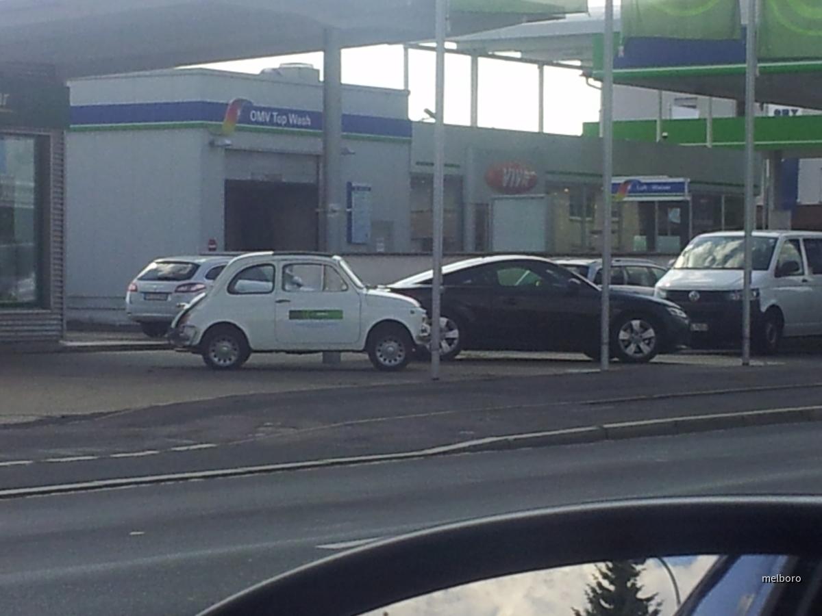 Europcar Fiat 500