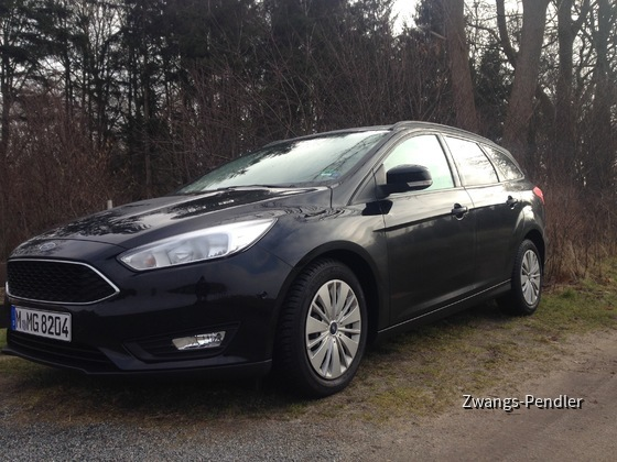 Ford Focus Turnier 1.5TDCI